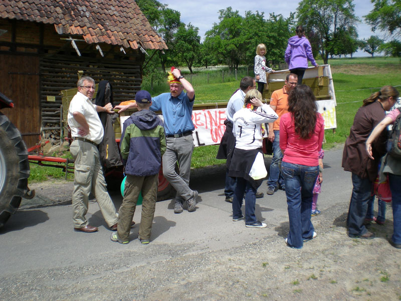 Kirmesumzug 2012