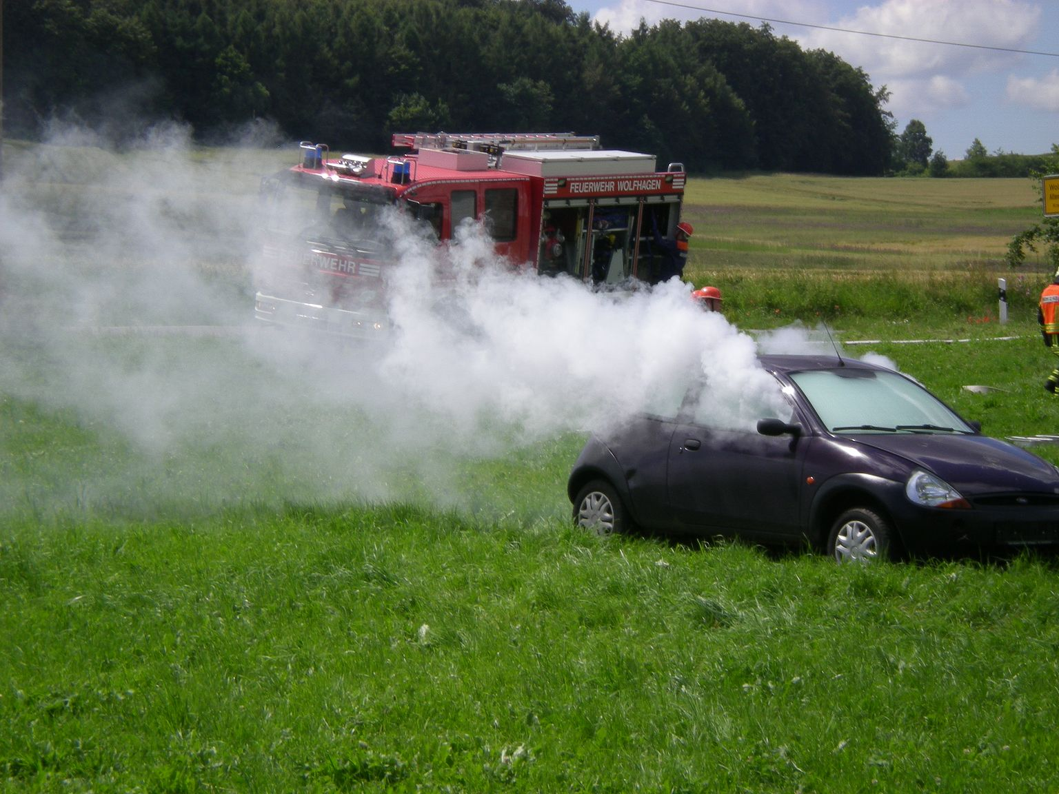 Jugendtag Feuerwehr 2014